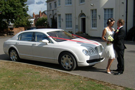 Bentley Arnage Car Hire